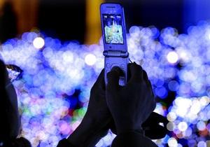 Украина наращивает проникновение сотовой связи