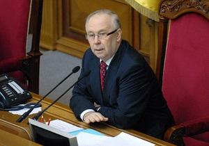 Рада - Рыбак - Рыбак заявил, что оппозиция передумала голосовать за его отставку