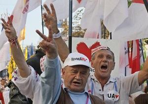 Батьківщина намерена митинговать в центре Харькова, несмотря на решение суда