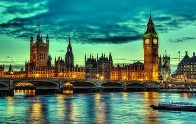 Лондон затопил небывалый ливень