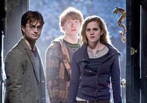 В интернете появились новые кадры из последнего фильма о Гарри Поттере