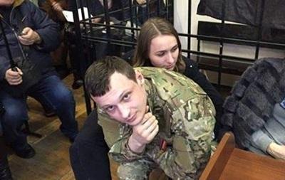 Азовцу  Краснову вновь продлили арест
