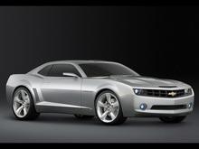 Chevrolet реанимировал Camaro