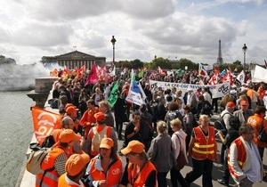 Французские депутаты одобрили пенсионную реформу, против которой выступают профсоюзы
