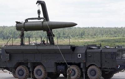 Россия разместит  Искандеры  у границ НАТО