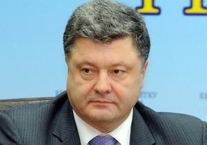 Порошенко заявил, что будет баллотироваться в парламент