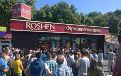 В Киеве киоск Roshen снесут вместе с другими МАФами – мэрия