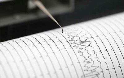 Около японского острова произошло землетрясение