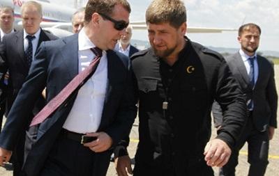 Медведев предложил Кадырову перейти в Госдуму