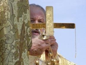 Секретариат Ющенко отрицает причастность к отмене визита патриарха Кирилла в Ровно