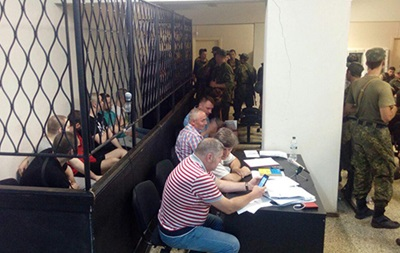 Убийство офицера СБУ: подозреваемых оставили под стражей