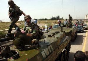 ЛАГ выводит наблюдателей из Сирии. Власти страны намерены  противостоять хаосу