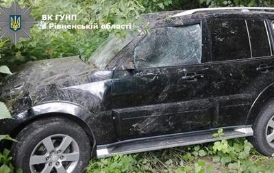 В Ровенской области в ДТП пострадали китайские студенты