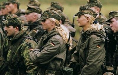 В Эстонию отправят немецких горных егерей