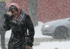 В Украину идет новый циклон, который принесет снег и дожди