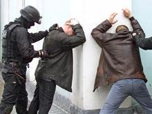 В Днепропетровске арестовали  черных маклеров