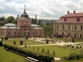 В Золочевском замке открыли Большой дворец