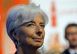 США официально поддержали одного из кандидатов на пост главы МВФ