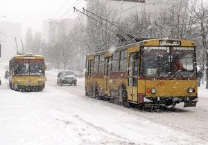 Во Львове остановится электротранспорт и отключат уличное освещение