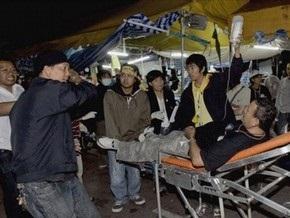 В результате взрыва в Бангкоке пострадали почти полсотни человек