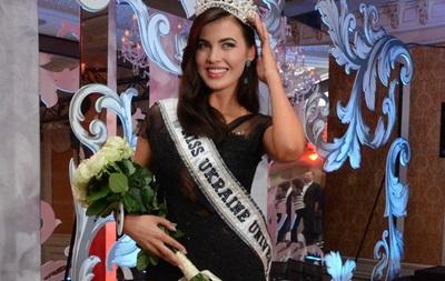 Украину на  Мисс вселенная  представит крымчанка