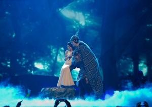 Евровидение: Азаров удивлен баллами, которые  некоторые  соседние страны дали Огневич