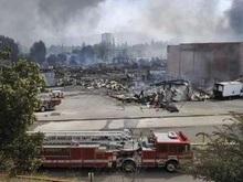 Пожар уничтожил пять зданий на Universal Studios