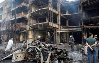 Взрывы в Багдаде: погибли 75 человек