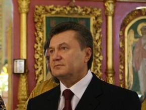 Янукович: Участие Украины в конфликте на Кавказе испортило отношения с Россией
