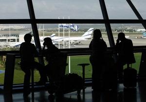 В главном аэропорту Израиля самолет АэроСвита едва не столкнулся с другим авиалайнером