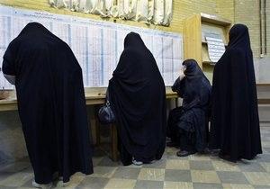 Новости Ирана - выборы в Иране: На выборах в Иране лидирует реформатор Рохани