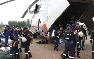 Катастрофа Іл-76 у РФ: знайдено тіла всіх загиблих членів екіпажу