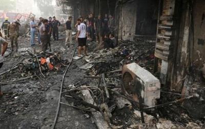 Теракт в Багдаде: погибших уже более двухсот