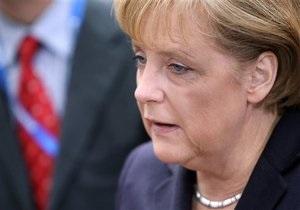 Меркель объяснила, почему не хочет выпускать общие для всей еврозоны долговые бумаги