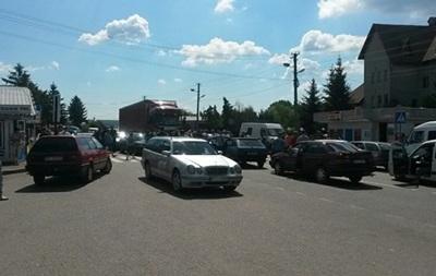 Полиция завела дела на блокировщиков границы с Польшей