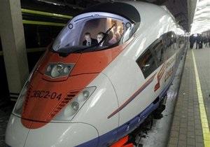 В России запустили скоростные поезда между Петербургом и Нижним Новгородом