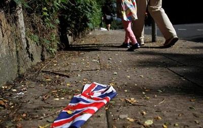 Европа обвиняет идеологов Brexit в трусости
