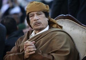 СМИ: Каддафи в скором времени может покинуть Ливию