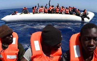 За сутки в Средиземном море спасено более 4500 мигрантов