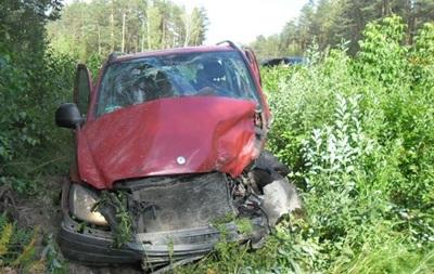 ДТП в Ровенской области: восемь пострадавших