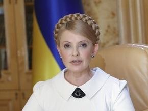 Тимошенко: Украина уже закачала в ПГХ 20 млрд кубов газа
