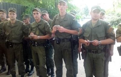 Одессу ночью будет патрулировать Нацгвардия