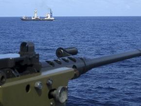 Иран отправил к берегам Сомали два военных корабля