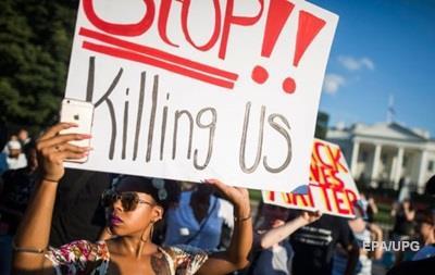 В США тысячные акции против убийства чернокожих
