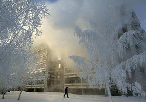 За сутки от морозов в России погибли семь человек