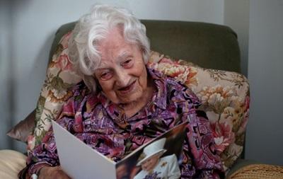 В возрасте 113 лет умерла старейшая жительница Великобритании