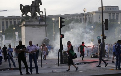Беспорядки на Евро-2016: задержаны 40 человек