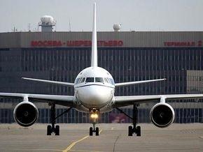 В Шереметьево совершил аварийную посадку Аэробус А-320