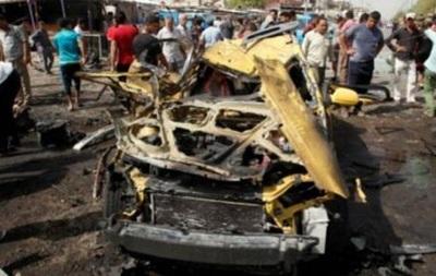 Взрыв в Багдаде: десятки погибших и раненых