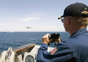 Россия и США провели совместные антипиратские учения